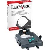 Lexmark 2480, 2580 Plus - 03070166 - Nylonband mit Nachtränksystem Schwarz 4 MIO Zeichen