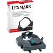 Lexmark 2480, 2580 Plus - 03070169 - Nylonband mit Nachtränksystem Schwarz 8 MIO Zeichen