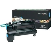 Lexmark XS 795 - Toner 24B6018 - 18.000 Seiten Cyan