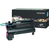 Lexmark XS 795 - Toner 24B6019 - 18.000 Seiten Magenta