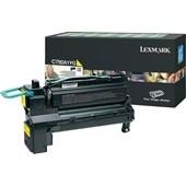 Lexmark XS 795 - Toner 24B6021 - 18.000 Seiten Yellow