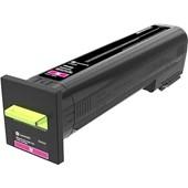 Lexmark XC 8160 - Toner 24B6513 - 50.000 Seiten Magenta