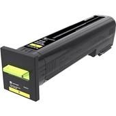 Lexmark XC 8160 - Toner 24B6514 - 50.000 Seiten Yellow