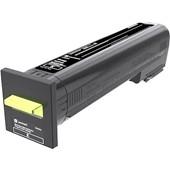 Lexmark XC 8160 - Toner 24B6515 - 50.000 Seiten Schwarz