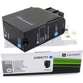 Lexmark XC 4150 - Toner 24B6717 - 13.000 Seiten Cyan