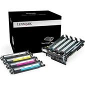 Lexmark Imaging-Einheit 78C0ZV0 schwarz+color 125.000 Seiten