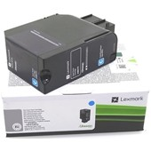 Lexmark Toner 78C2UC0 7.000 Seiten Cyan