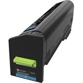 LEXMARK CX 860 - Toner 82K0U20 82K2UC0 - 55.000 Seiten Cyan