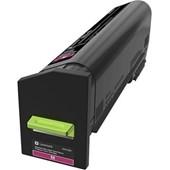 LEXMARK CX 860 - Toner 82K0U30 82K2UM0 - 55.000 Seiten Magenta