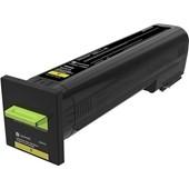LEXMARK CX 825 - Toner 82K2XY0 - 22.000 Seiten Yellow