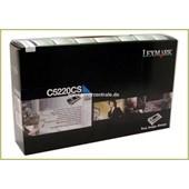 Lexmark C522-524-534 - Toner C5220CS Cyan 3.000 Seiten