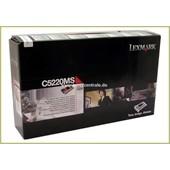 Lexmark C522-524-534 - Toner C5220MS Magenta 3.000 Seiten