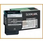 Lexmark C-X 540-548 - Toner 0C540H1KG Schwarz 2.500 Seiten