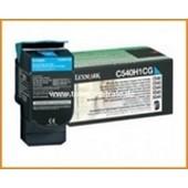 Lexmark C-X 540-548 - Toner 0C540H1CG Cyan 2.000 Seiten