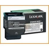 Lexmark C, X544 - Toner C544X1KG - 6.000 Seiten Schwarz