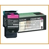 Lexmark C, X544 - Toner C544X1MG - 4.000 Seiten Magenta