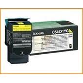 Lexmark C, X544 - Toner C544X1YG - 4.000 Seiten Yellow
