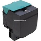 Lexmark C546-X564 - Rebuilt Toner (ersetzt C546U1KG) 8.000 Seiten  Schwarz