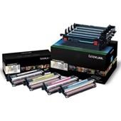 Lexmark C-X-544-546-548 - Imaging Kit C540X74G Schwarz und Color 30.000 Seiten