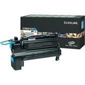 Lexmark C792 - C792X1CG Toner  20.000 Seiten Cyan
