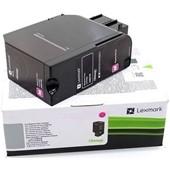 LEXMARK CS 720 - Toner 74C10M0 74C20M0 - 3.000 Seiten Magenta