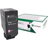 LEXMARK CS 725 - Toner 74C2HM0 - 12.000 Seiten Magenta