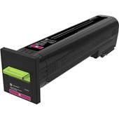LEXMARK CS 820 - Toner 72K10M0 72K20M0 - 8.000 Seiten Magenta
