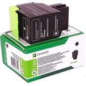 Lexmark CX310, 410, 510 Toner 80C20K0 Schwarz 1.000 Seiten