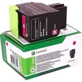 Lexmark CX310, 410, 510 Toner 80C20M0 Toner Magenta 1.000 Seiten