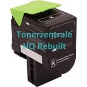 Rebuilt Toner Lexmark 802HK 4.000 Seiten Schwarz