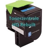 Rebuilt Toner Lexmark 802HC 3.000 Seiten Cyan