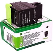 Lexmark CX310 410 510 - Toner 802HK - 4.000 Seiten Schwarz