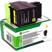 Lexmark CX310 410 510 - Toner 802HY - 3.000 Seiten Gelb