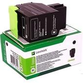 Lexmark CX310 410 510 - Toner 802XK - 8.000 Seiten Schwarz