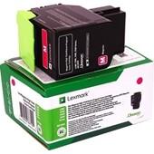 Lexmark CX310 410 510 - Toner 802XM - 4.000 Seiten Magenta