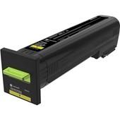 LEXMARK CX820, 860 - Toner 82K1HY0 82K2HY0 82K0H40 - 17.000 Seiten Yellow