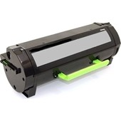 Rebuilt Toner (ersetzt Lexmark 50F2H00) 5.000 Seiten Schwarz