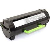 Rebuilt Toner (ersetzt Lexmark 50F2X00) 10.000 Seiten Schwarz