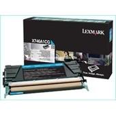 Lexmark X746 X748 - Toner X746A1CG 7.000 Seiten Cyan