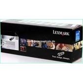 Lexmark XS 796 - Toner 24B5832 - 18.000 Seiten Cyan