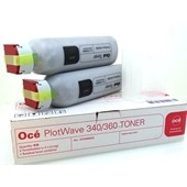 OCE PlotWave 340 360 - Toner 107.0011.810 plus Restbehälter