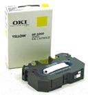 OKI DP5000 (41067603) Thermotransferband Yellow <font color=orange>ACHTUNG! Artikel eingestellt. M&#246;gliche Alternativen bitte anfragen!</font>
