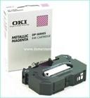 OKI DP5000/7000 (41067617) Thermotransferband Metalic Magenta <font color=orange>ACHTUNG! Artikel eingestellt. M&#246;gliche Alternativen bitte anfragen!</font>