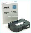 OKI DP5000/7000 (41067618) Thermotransferband Metalic Cyan <font color=orange>ACHTUNG! Artikel eingestellt. M&#246;gliche Alternativen bitte anfragen!</font>