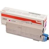 OKI C532, MC573 - Toner 46490606 Magenta 6.000 Seiten