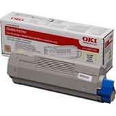 Oki C5650-5750 - Toner Gelb 43872305 2.000 Seiten