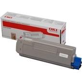 OKI C610 - Toner 44315307 - 6.000 Seiten Cyan