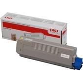 OKI C610 - Toner 44315305 - 6.000 Seiten Yellow