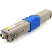 Oki C310 MC361 Rebuilt Toner 44469704 - 2000 Seiten Yellow