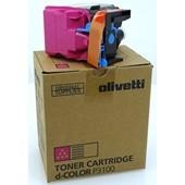 Olivetti D-Color P 3100 - Toner B1123 - 5.000 Seiten Magenta